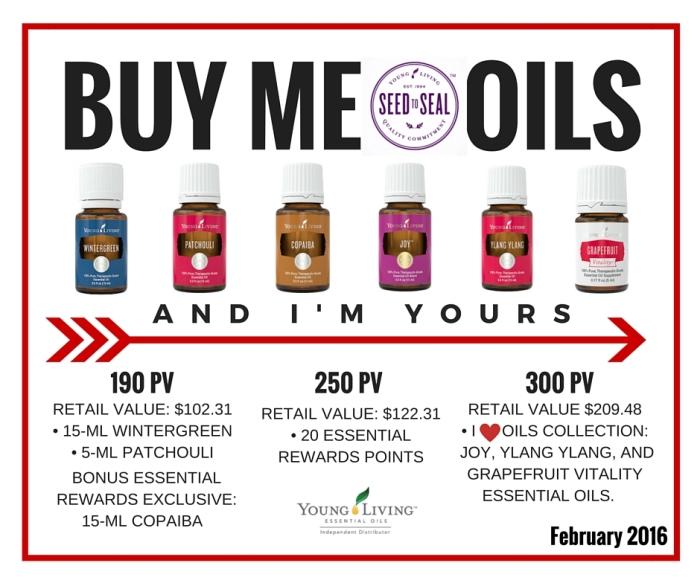 Buy me oils 0216