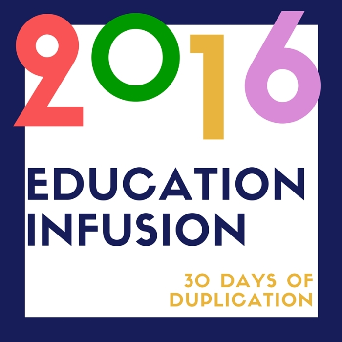 30 days of duplication