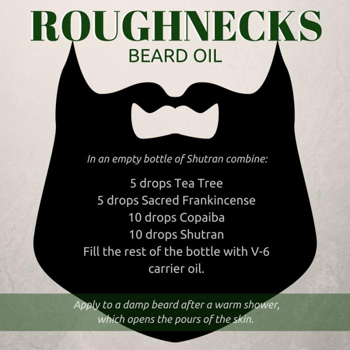 Roughnecks Beard Oil