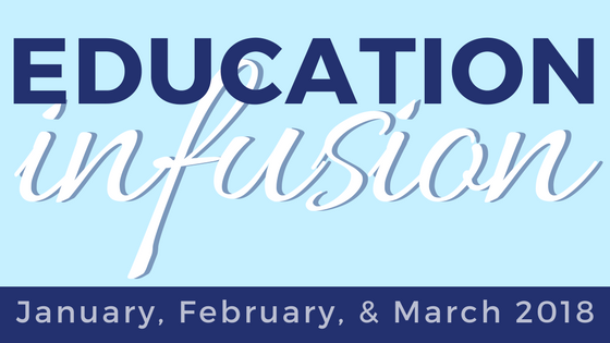 Education Infusion 2018